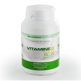 PHARMANUTRICS INSPIRED BY NATURE VITAMINE C 1000 PLUS (60 TAB)