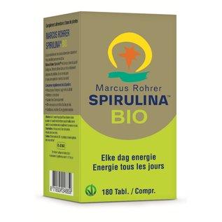 MARCUS ROHRER SPIRULINA MARKUS ROHRER BIOLOGISCHE SPIRULINA (180 TABLETTEN)