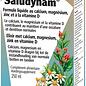 SALUS HAUS SALUDYNAM ELIXIR MET CALCIUM, MAGNESIUM, ZINK, VITAMINE D (250 ML)