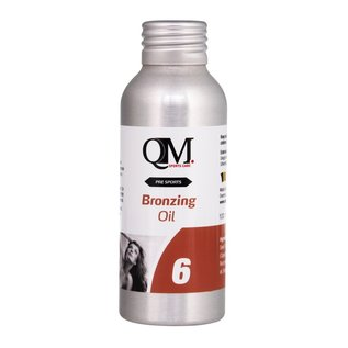 QM SPORTS CARE QM 6 PRE SPORTS BRONZING OIL (100 ML)