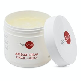 DOC SAVE MASSAGE MASSAGECRÈME CLASSIC MET ARNICA MONTANA (500 ML)