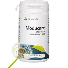 SPRINGFIELD NUTRACEUTICALS MODUCARE PLANTENSTEROLEN EN STEROLINEN (90 V-CAPS)