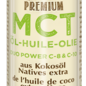 AMANPRANA PREMIUM 100 % MCT OLIE DUO POWER C-8 & C-10 (500 ML)