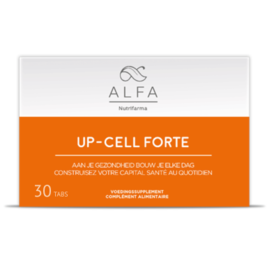 ALFA BY NUTRIFARMA NUTRICEUTICALS ALFA UP-CELL FORTE - MULTIVITAMINE (30 TABLETTEN)