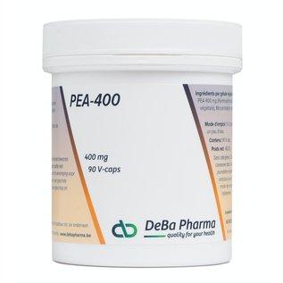 DEBA PHARMA HEALTH PRODUCTS PEA 400 - PALMITOYLÉTHANOLAMIDE (90 V-CAPS)