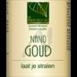 THE HEALTH FACTORY NANO MINERALS NANO GOUD - NANO MINERAALWATER (1000 ML)