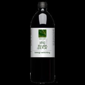 THE HEALTH FACTORY NANO MINERALS NANO ZILVER - NANO MINERAALWATER (1000 ML)