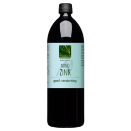 THE HEALTH FACTORY NANO MINERALS NANO ZINK - NANO MINERAALWATER (1000 ML)
