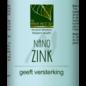 THE HEALTH FACTORY NANO MINERALS NANO ZINC -  EAU MINÉRALE NANO (1000 ML)