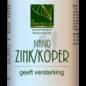 THE HEALTH FACTORY NANO MINERALS NANO ZINC/CUIVRE -  EAU MINÉRALE NANO (1000 ML)