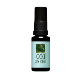 THE HEALTH FACTORY NANO MINERALS OOG ZINKSPRAY - NANO ZINK (15 ML)
