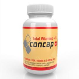 CONCAP SPORT ENERGY BOOST CONCAP TOTAL VITAMINS + B (120 CAPS)