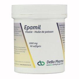 DEBA PHARMA HEALTH PRODUCTS EPAMIL VISOLIE OMEGA 3 (90 SOFTGELS)