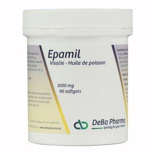 DEBA PHARMA HEALTH PRODUCTS EPAMIL HUILE DE POISSON OMÉGA 3 (90 SOFTGELS)