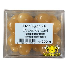 BIJENHOF BEE PRODUCTS HONINGPARELS (24 PARELS X 7 G)