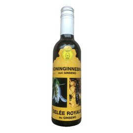 BIJENHOF BEE PRODUCTS KONINGINNEBRIJ MET GINSENG (375 ML)
