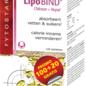 FYTOSTAR  LIPOBIND CHITOSAN + NOPAL (120 COMPRIMÉS)