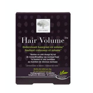 NEW NORDIC  HAIR VOLUME ET CROISSANCE  DES CHEVEUX (30 COMPRIMÉS)