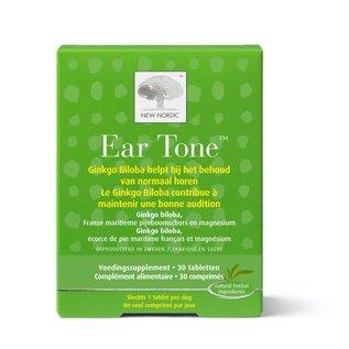 NEW NORDIC  EAR TONE GOED GEHOOR (30 TABLETTEN)