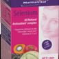 MANNAVITAL NATURAL PRODUCTS SÉLÉNIUM ALL NATURAL ANTIOXIDANT COMPLEX + ZINC & SOD (60 V-CAPS)