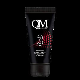 QM SPORTS CARE QM 3 EXTRA HOT CREAM WARMING LOTION -15-8 °C (175 ML)