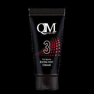 QM SPORTS CARE QM 3 EXTRA HOT CREAM CRÈME CHAUFFANTE FORTE -15-8 °C (175 ML)