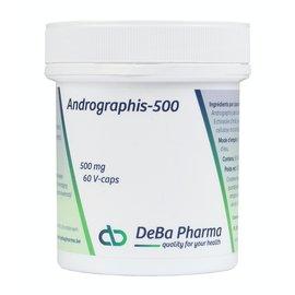 DEBA PHARMA HEALTH PRODUCTS ANDROGRAPHIS 500 MG (60 V-CAPS)