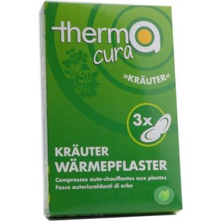 THERMACURA HEATING PATCHES THERMACURA WARMTEPLEISTERS
