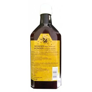 BIJENHOF BEE PRODUCTS WONDER BIJENTONICUM (500 ML)