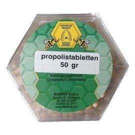 BIJENHOF PROPOLIS COMPRIMÉS (50 G)