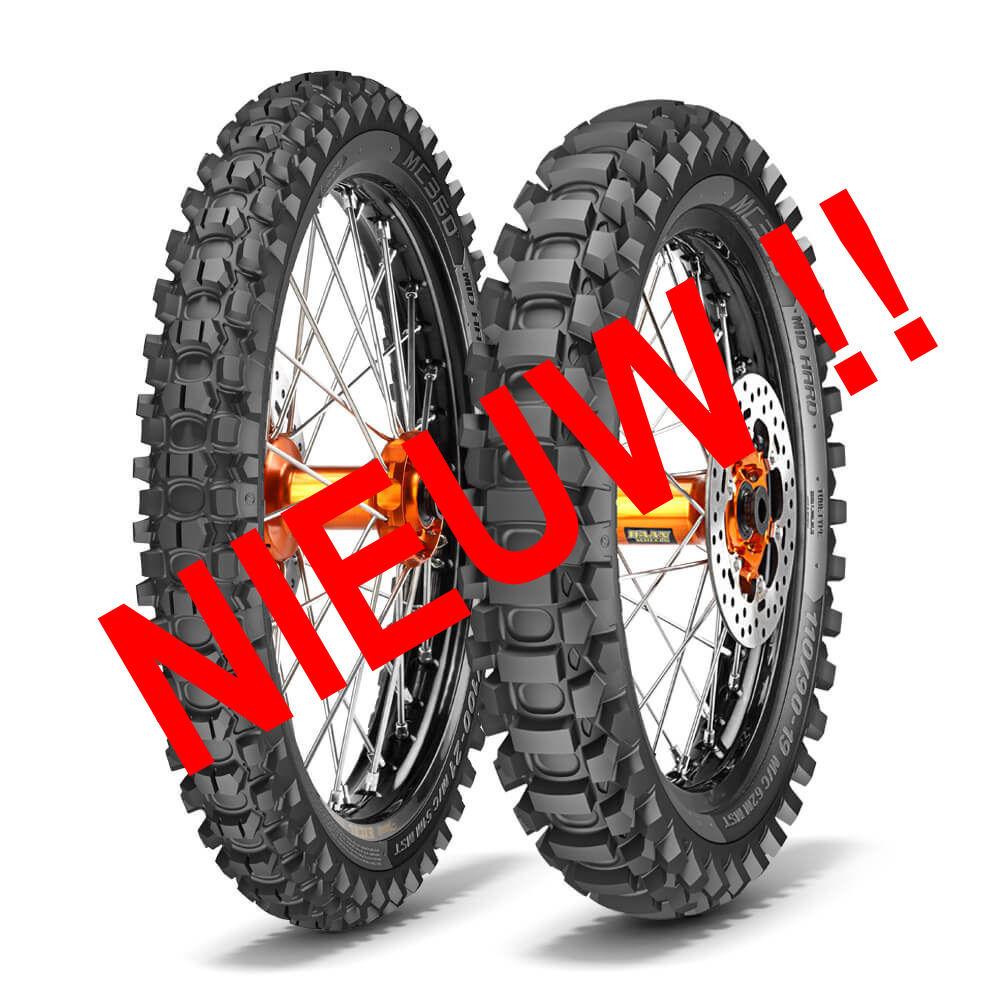 Metzeler Metzeler MC360 DOT gekeurd