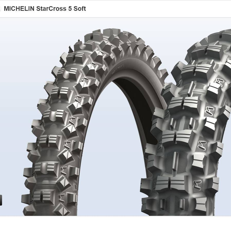 Michelin Michelin Starcross5 Soft