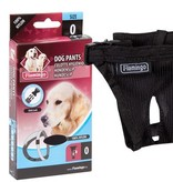 Hondenslip zwart
