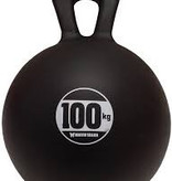 Zwarte speelbal voor de hond