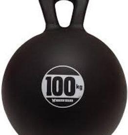 Sterke zwarte bal