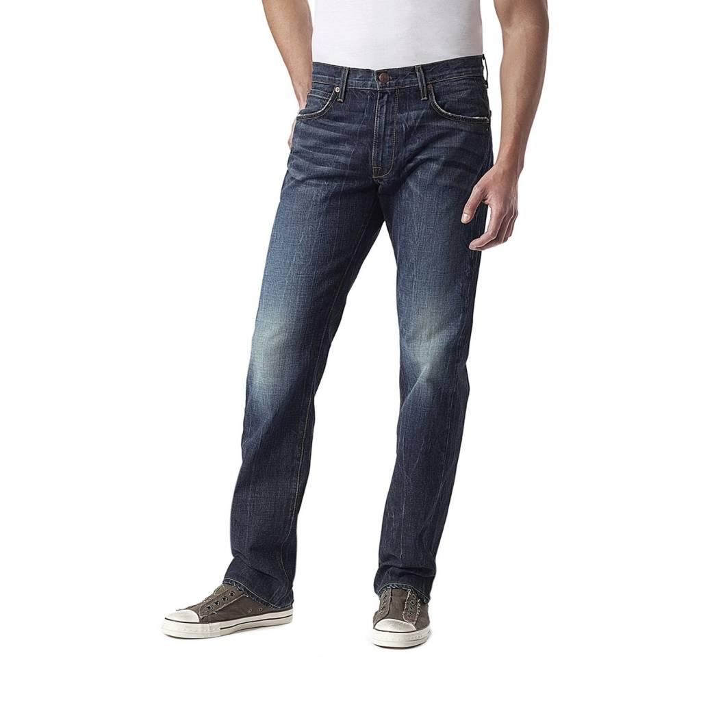 Denim Herren Jeans - blau
