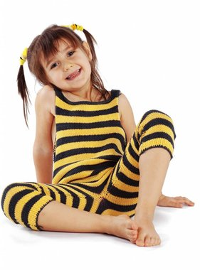 Dream Center Out fit for Girls - Yellow