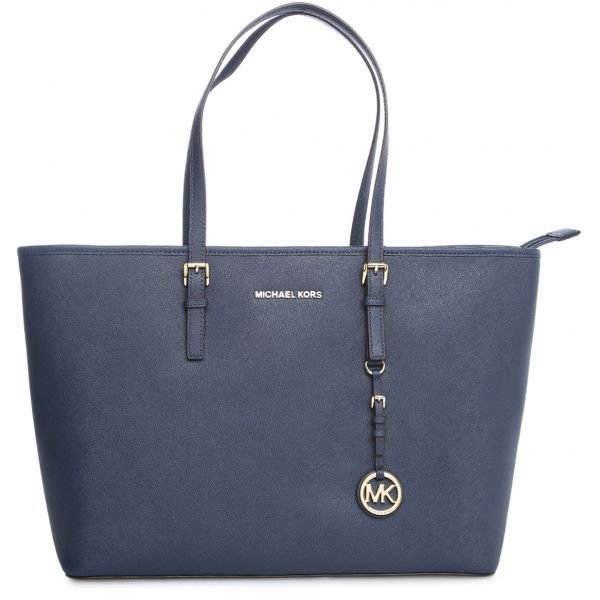 Jet Set Travel Medium TZ Tote Navy 30T5GTVT2L