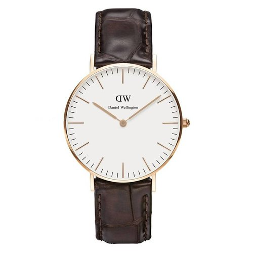 Daniel Wellington DW00100038 Classic Lady York Roségoud 36mm