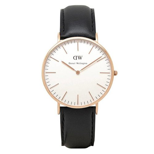 Daniel Wellington DW00100036 Classic Sheffield Roségoud 36mm