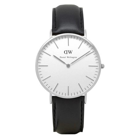 Daniel Wellington DW00100053 Classic Sheffield Zilver 36mm
