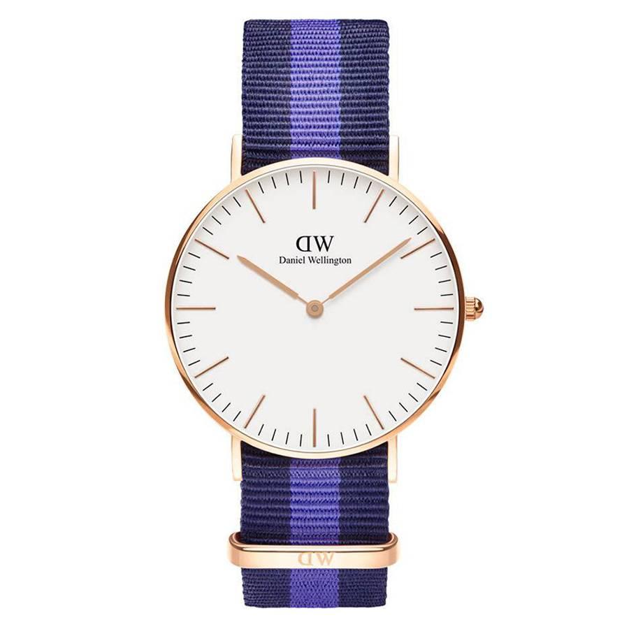 Daniel Wellington Classic Swansea horloge