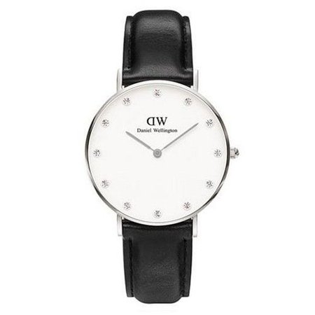 Daniel Wellington DW00100080 Classy Sheffield Zilver 34mm