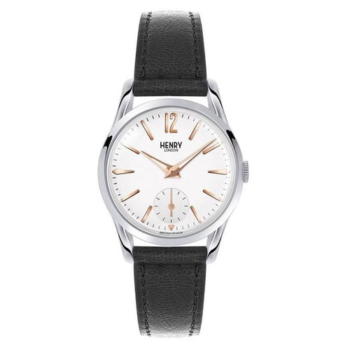 Henry London HL30-US-0001 Highgate Zilver 30mm