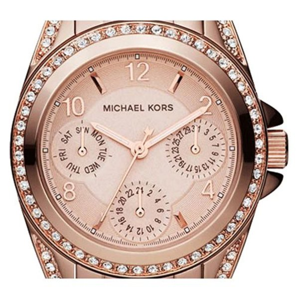 MK5613 Mini Blair Roségold 33mm