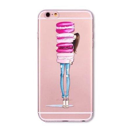 Macarons iPhone hoesje