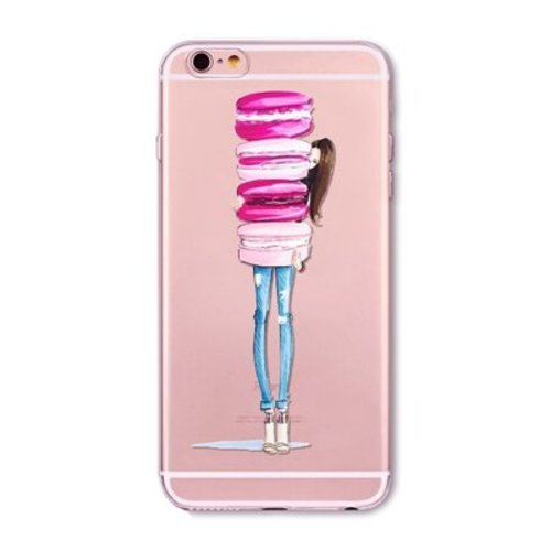 Styledeals Macarons iPhone hoesje iPhone 5/5s