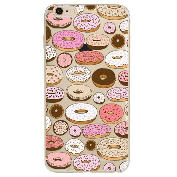 Donut iPhone hoesje iPhone 5/5s