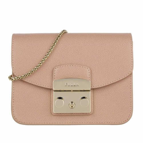 Furla Metropolis Mini Crossbody Moonstone