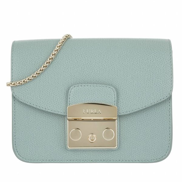 Metropolis Mini Crossbody Azzuro